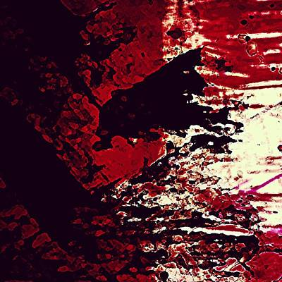 Abstract Wall Art - Photograph - Dark Knight by Jason Michael Roust
