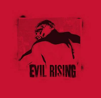 Dark Knight Rises Digital Art - Dark Knight Rises - Evil Rising by Brand A