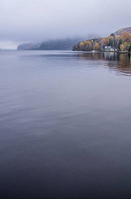 Photograph - Dark Morning On The St-maurice River by Arkady Kunysz