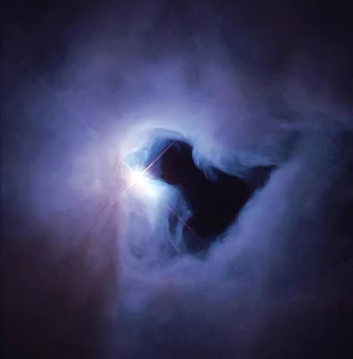 Nebula Images Photograph - Dark Nebula Cloud  by Jennifer Rondinelli Reilly - Fine Art Photography