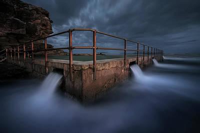 Australia Wall Art - Photograph - Dark Night by Jingshu Zhu