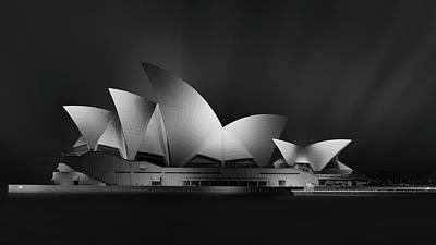 Australia Wall Art - Photograph - Dark Opera by Jose Antonio Parejo