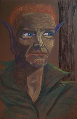 Pastel - Dark Prince by Carrie Viscome Skinner