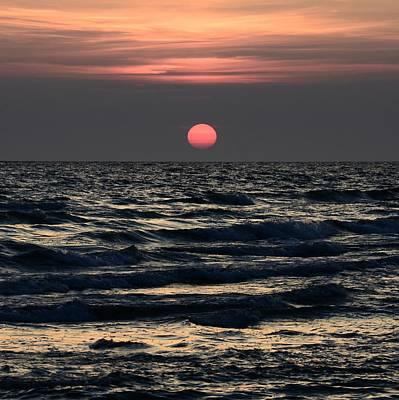 Photograph - Dark Sunset by Gynt