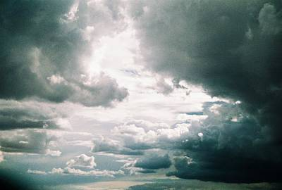 Photograph - Dark Turbulent Sky by Belinda Lee