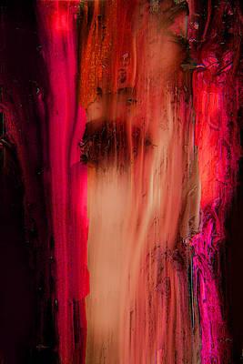 Mixed Media - Dark Veil 2 by Jim Vance