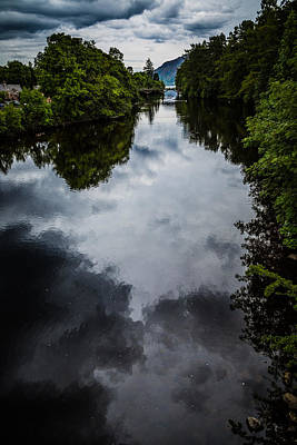 Photograph - Dark Waters Of Loch Ness by Matthew Onheiber