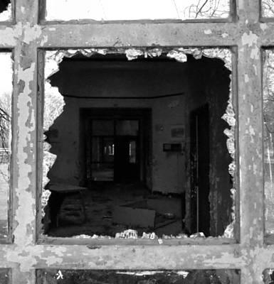Vandalize Photograph - Darker Within by Art Dingo
