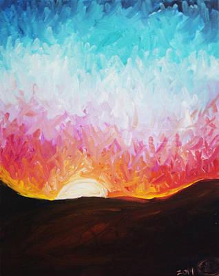 Darkest Before The Dawn Original by Emily Hendricksen