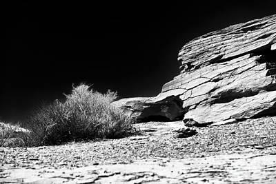 Photograph - Darkness At Wupatki by John Rizzuto