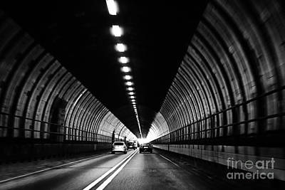Dartford Crossing Tunnel Art Print