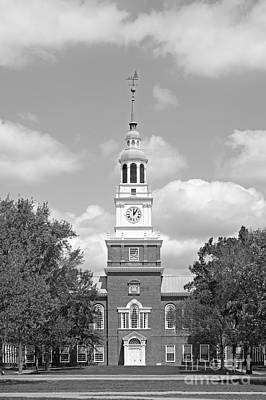 Dartmouth College Baker- Berry Library Art Print