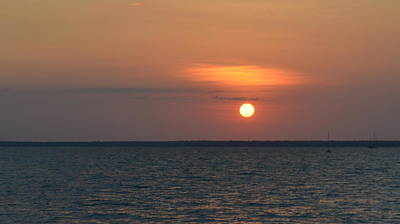 Photograph - Fannie Bay Sunset 1.3 by Cheryl Miller