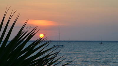 Photograph - Fannie Bay Sunset 1.1 by Cheryl Miller