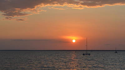 Photograph - Fannie Bay Sunset 1.4 by Cheryl Miller