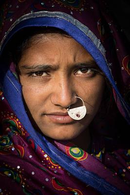 Photograph - Dasada Eyes by Brad Grove