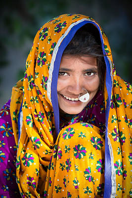 Photograph - Dasada Girl by Brad Grove