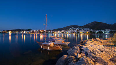Photograph - Datca by Okan YILMAZ