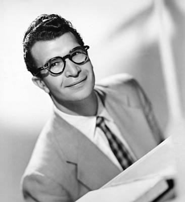 Brubeck Photograph - Dave Brubeck (1920-2012) by Granger