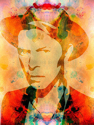 Photograph - David Bowie 2 by Andrew Fare
