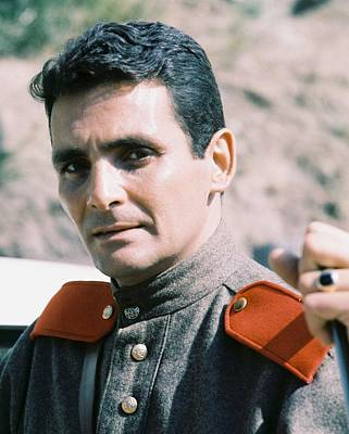 David Hedison In Voyage To The Bottom Of The Sea  Art Print by Silver Screen