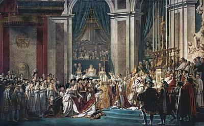 David, Jacques-louis 1748-1825. The Art Print