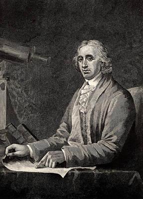1732 Photograph - David Rittenhouse by Universal History Archive/uig