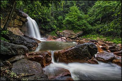 Photograph - Davis Falls 2 by Erika Fawcett