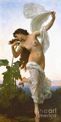 Realism Photograph - Dawn 1881 by Padre Art