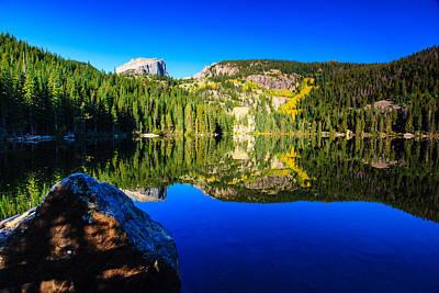 Photograph - Dawn At Bear Lake by Ben Graham
