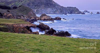 Photograph - Dawn At Big Sur by Stuart Gordon