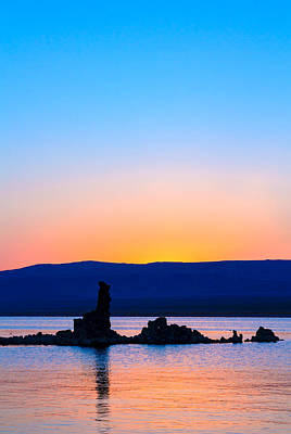 Photograph - Dawn At Mono Lake by Nicholas Blackwell