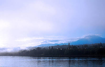 Photograph - Dawn At Port Angeles by Connie Fox