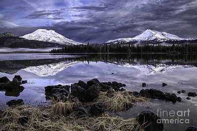 Photograph - Dawn At Sparks Lake by Stuart Gordon