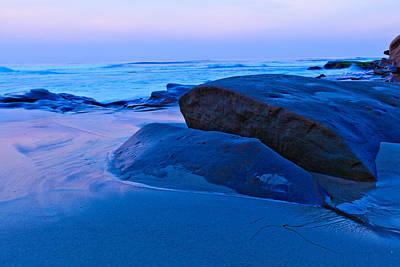 Photograph - Dawn At The Beach by Ben Graham