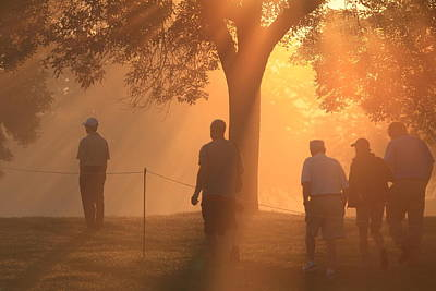 Art Print featuring the photograph Dawn At The Pga by Kate Purdy