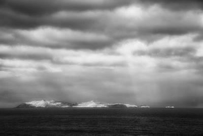 White Photograph - Dawn Coronado Islands by Hugh Smith