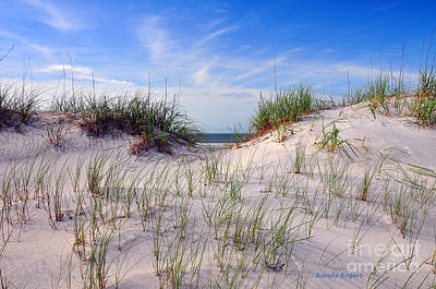 Photograph - Dawn Dunes by Randy Rogers