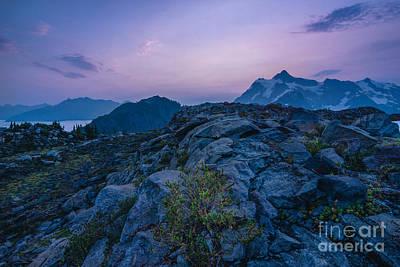 Photograph - Dawn by Gene Garnace