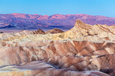 Photograph - Dawn In Death Valley California by Pierre Leclerc Photography