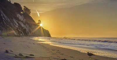Santa Barbara Photograph - Dawn by Jeremy Jensen