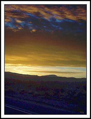 Dawn Of A New Day 2 Art Print by Glenn McCarthy Art and Photography