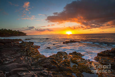 Photograph - Dawn Of A New Day All Profits Go To Hospice Of The Calumet Area by Joanne Markiewicz
