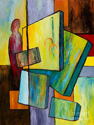 Dawn Of Contemplation Original by Larry Martin