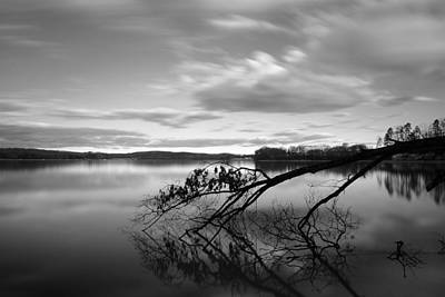 Hartwell Photograph - Dawn Of Tranquility by Johan Hakansson