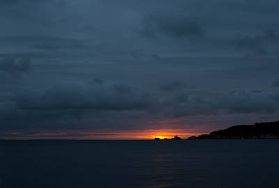 Photograph - Dawn Over Swansea Bay by Paul Cowan