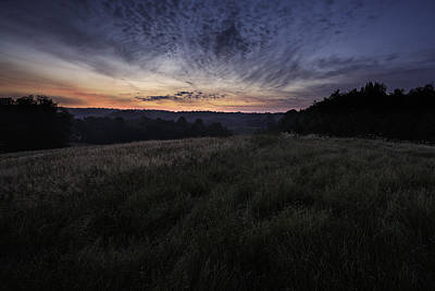 Photograph - Dawn Over The Hills by Dale Kincaid