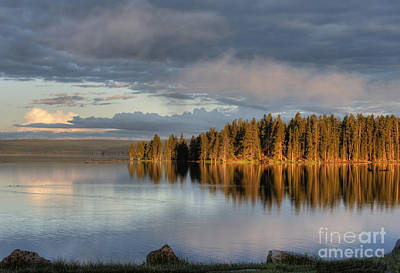 Photograph - Dawn Reflections On Pelican Bay by Sandra Bronstein