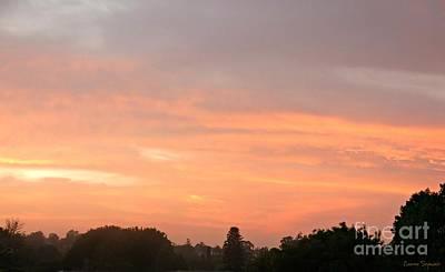 Photograph - Dawn Sky by Leanne Seymour