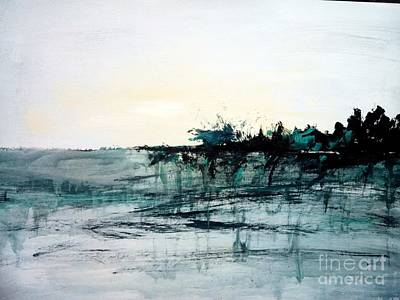 Dawn  Art Print by Trilby Cole